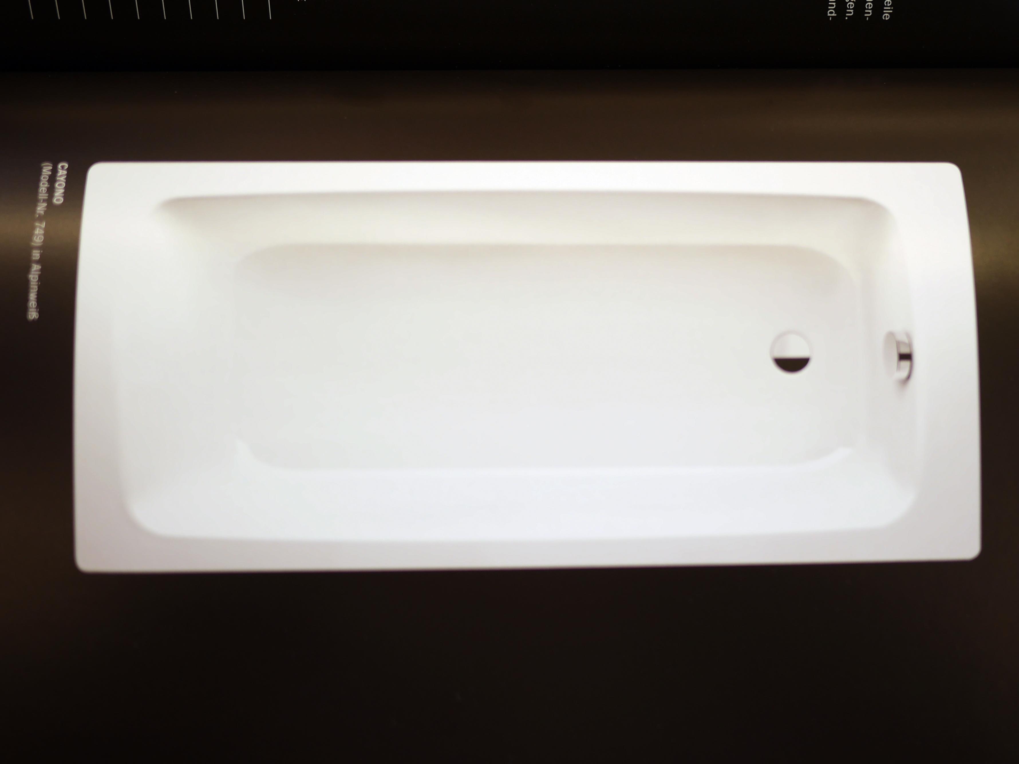 Unsere Badewanne